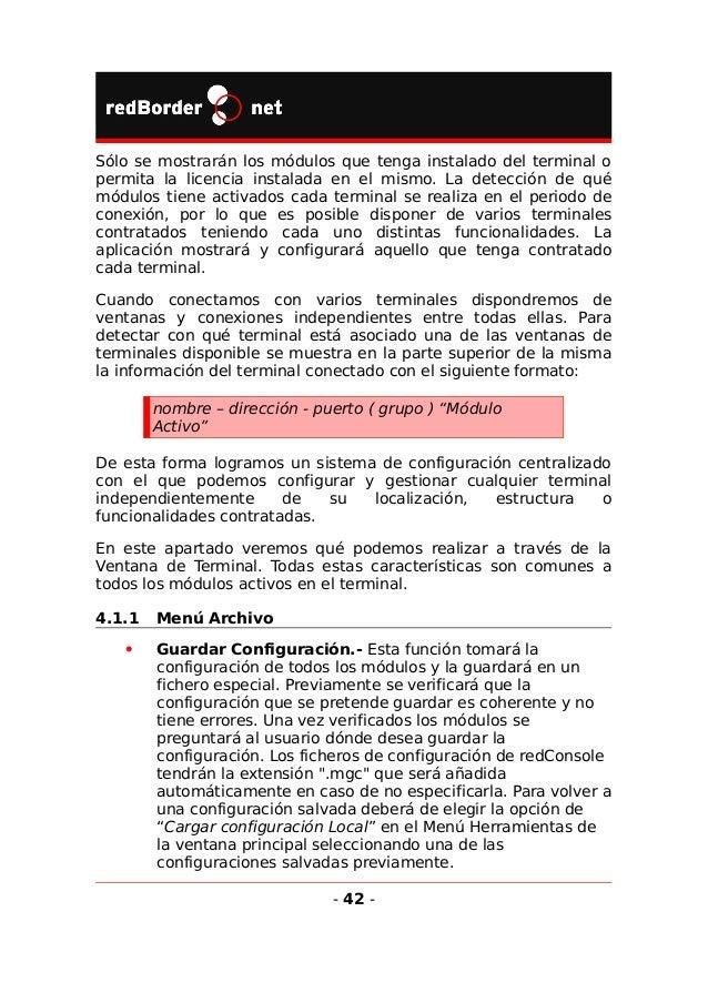 """• Guardar Informe HTML.- Crea y guarda un informe general (con los módulos que se hubieran indicado en la opción """"Propieda..."""
