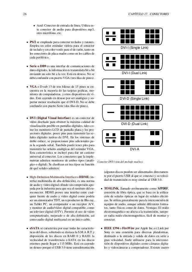Manual de Reparacion, Instalación, Montaje y Mantenimiento de PC y Eq…