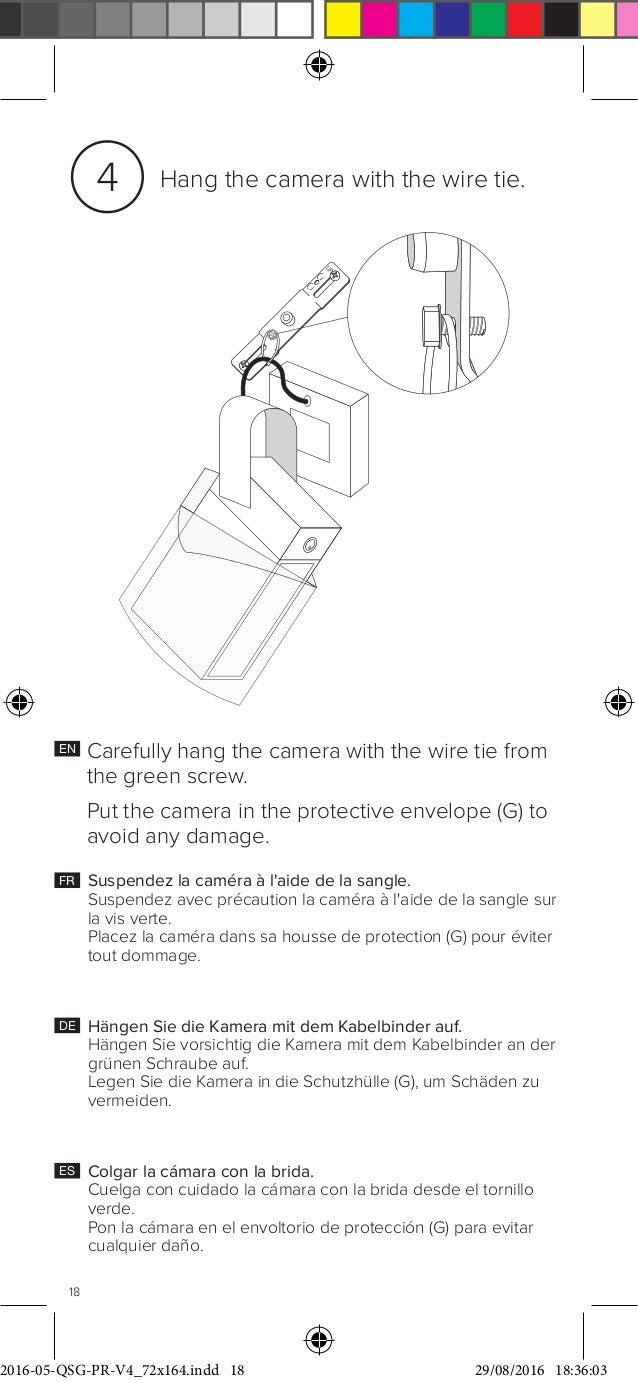 Manual security outdoor camera presence - netatmo