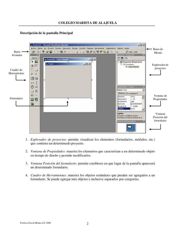 Manual visual-basic-6-0 Slide 2