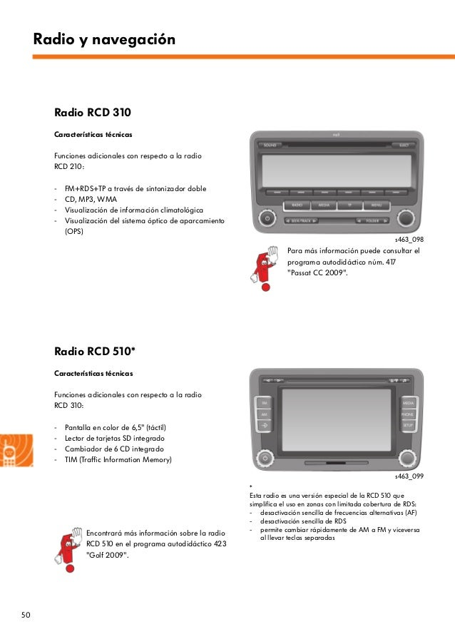 Download manual radio vw