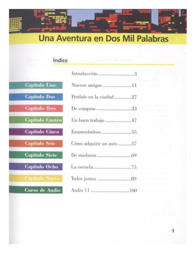 INGLES SIN BARRERAS MANUAL 11