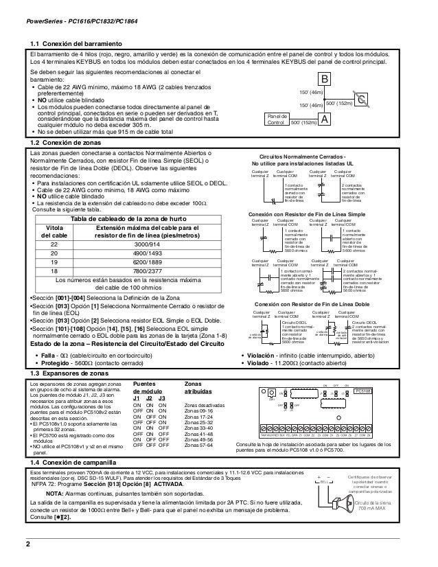 manual 1832 1864 dsc rh slideshare net dsc 1832 manual pdf dsc 1832 manuel