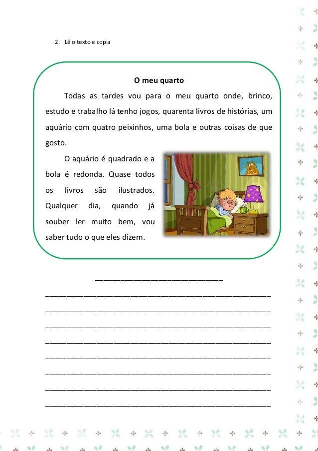 Ficha de trabalho – Português  passarinho  Nome: ___________________________ Data: ___/___/______  passarinho  passarinho ...