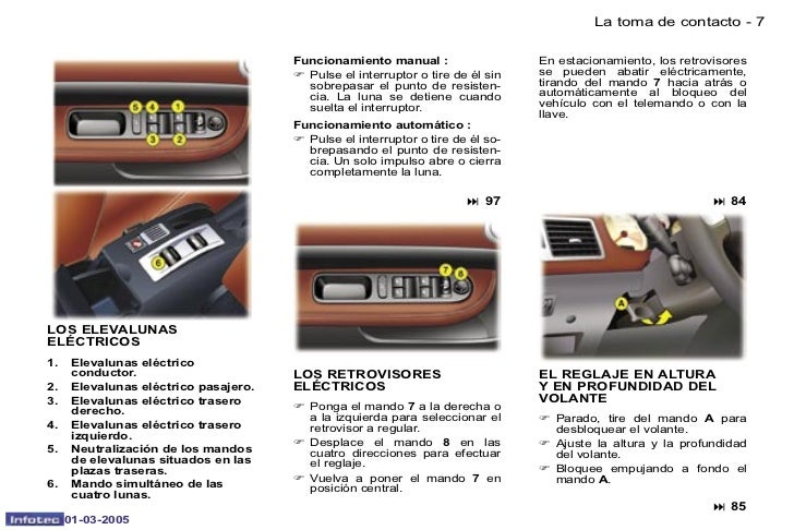 manual 307 cc jm rh es slideshare net manual peugeot 307 cc 2005 manual peugeot 307 cc 2007