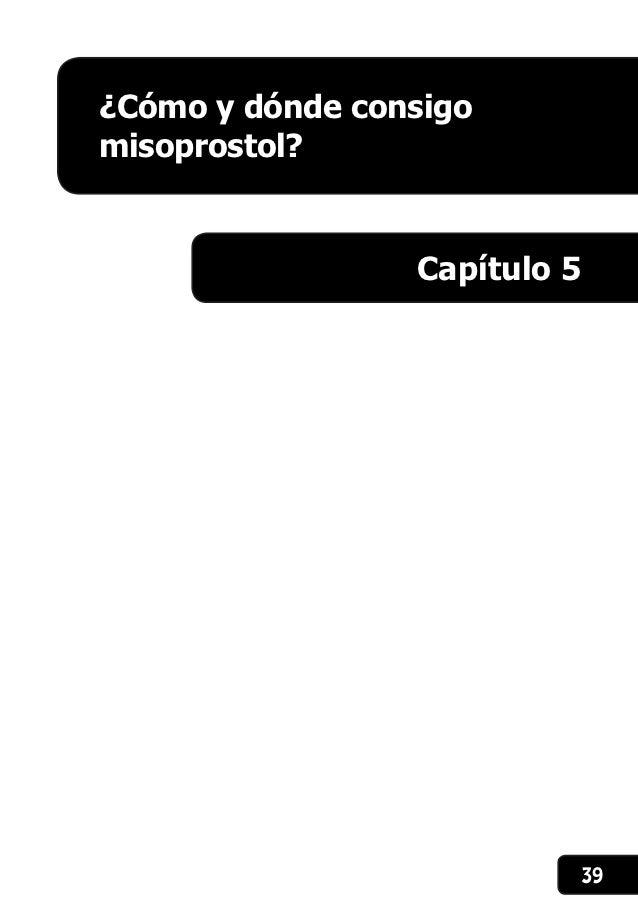 Venda De Misoprostol Na Argentina