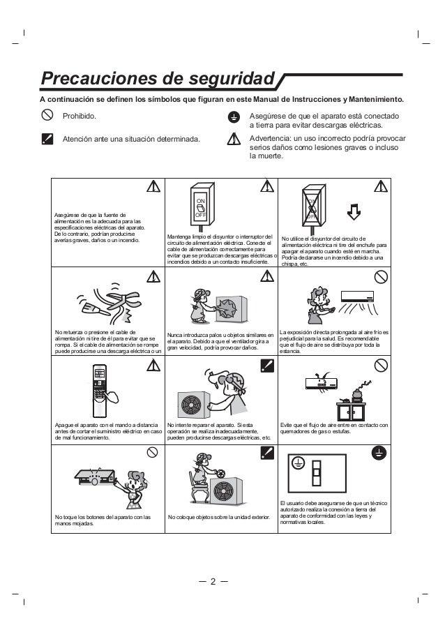 Manual Aire Acondicionado Hisense Split As 09 Ur4svnnm3