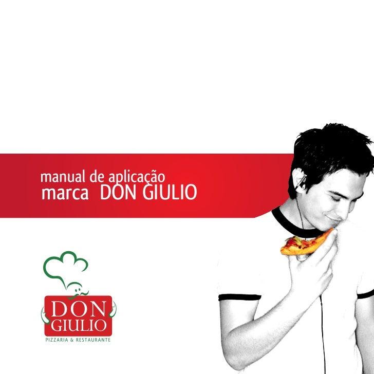 marca DON GIULIO                   1