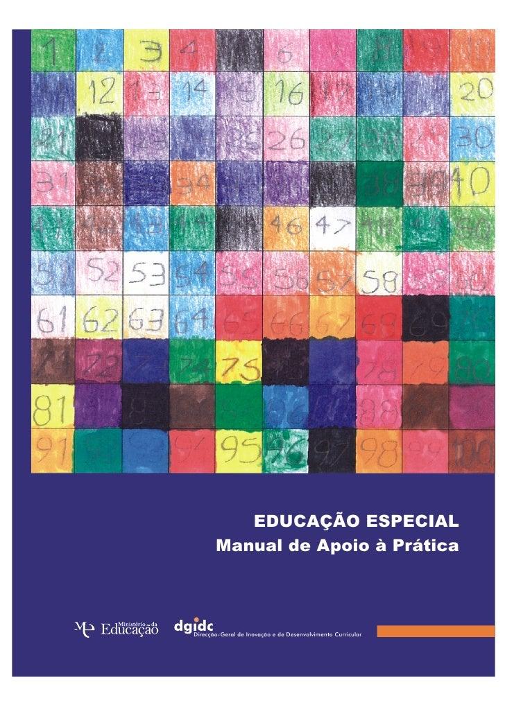 Ficha Técnica                                   TÍTULO                             Educação Especial                      ...