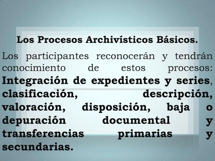 Documentos      Clasificación                Son esenciales para la existencia de unaDocumentos      organización. No debe...