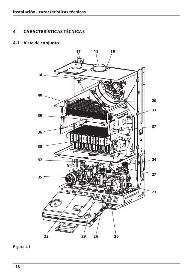 Manual ariston nox 24 ff bajo n ox for Ariston bs ii 24 ff manuale