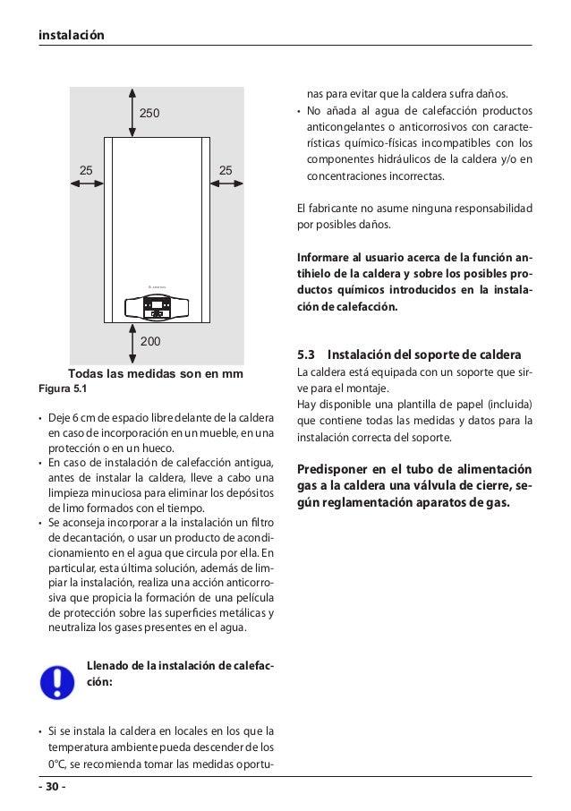 Manual ariston nox 24 ff bajo n ox for Manuale ariston