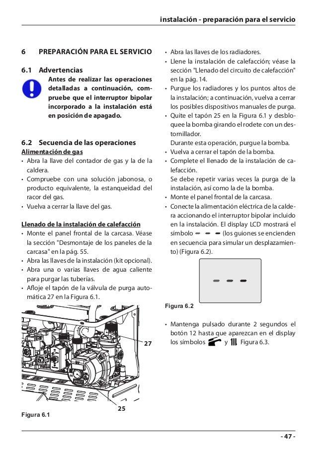 Manual técnico del instalador y manual del usuario | manualzz. Com.