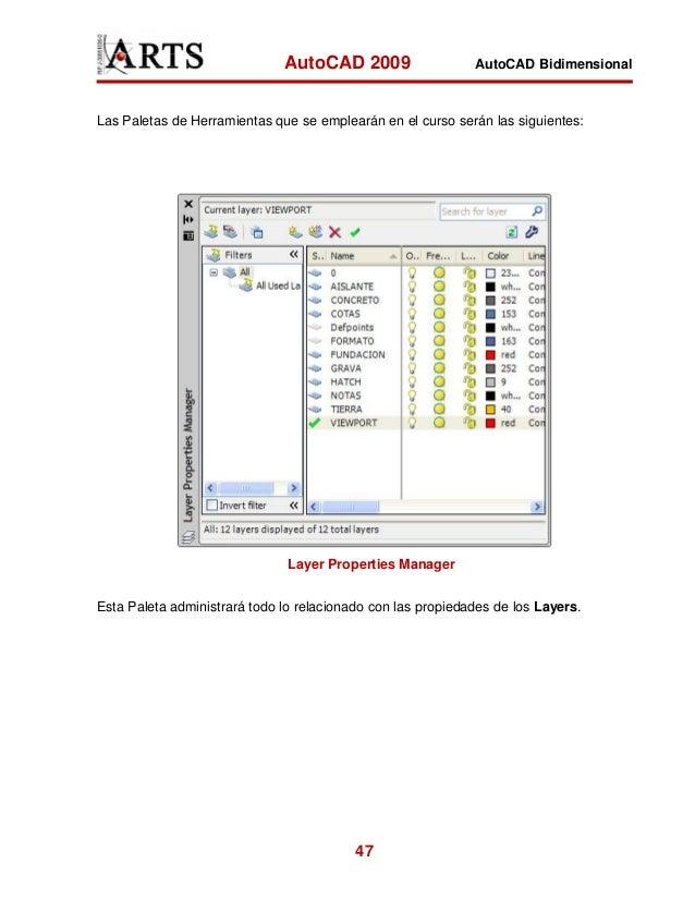Manual autocad 2009 (español)