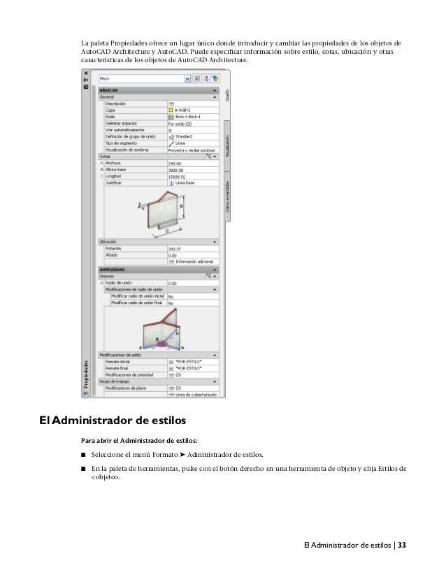 Manual autocad architecture 2009