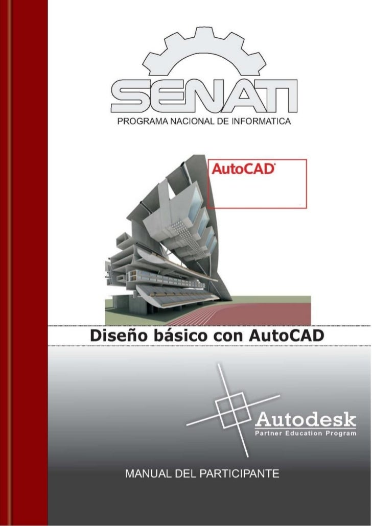 manual auto cad basico senati rh slideshare net manual de cadena de custodia colombia manual de cadillac 2005 escalade