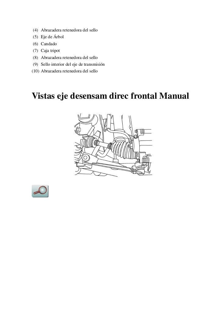 manual aveo pdf 2005 rh es slideshare net 2005 Aveo Yellow 2005 Aveo Timing Belt