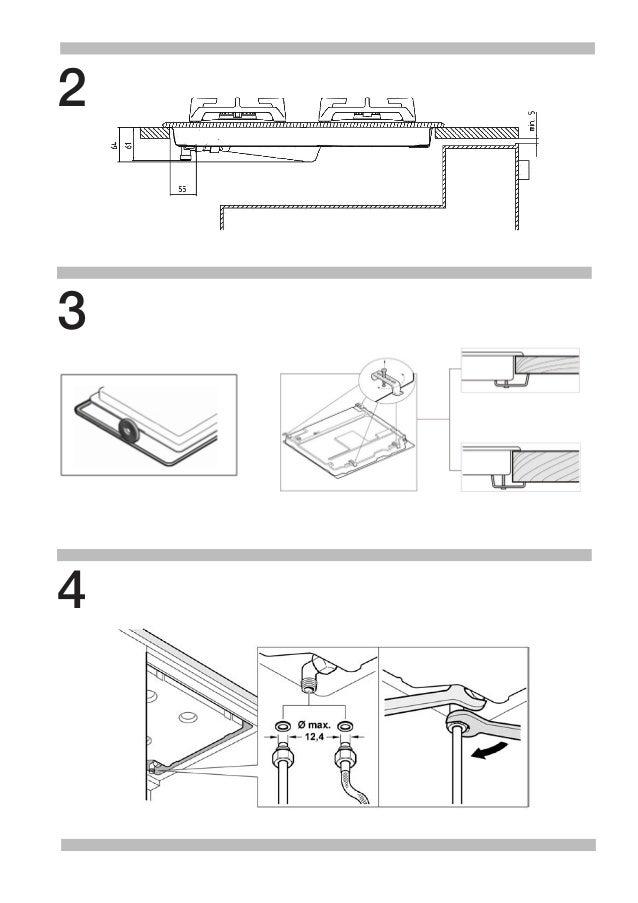 Manual balay  - encimera 3 efg392np Slide 2