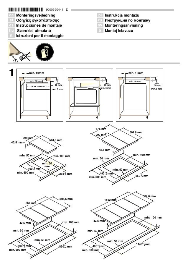 Manual balay encimera 3emx3094