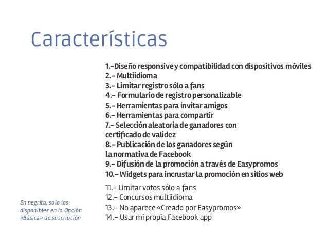 125  Características 1.-Diseño responsive y compatibilidad con dispositivos móviles 2.- Multiidioma 3.- Limitar registro s...
