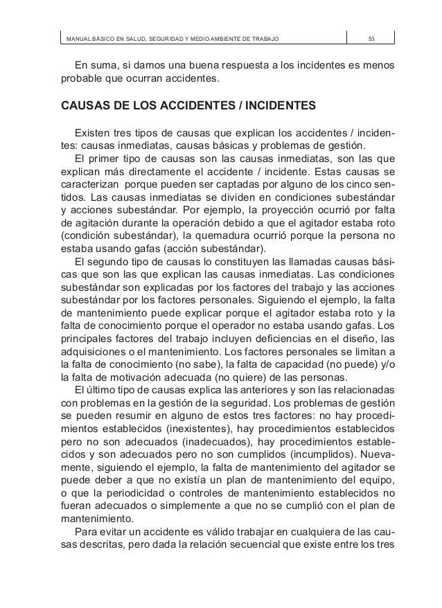 Manual basico en salud seguridad y medio ambiente de trabajo for Ambiente de trabajo