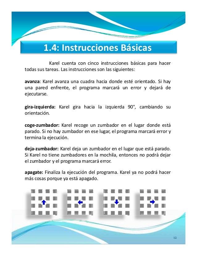 Manual Basico Karel