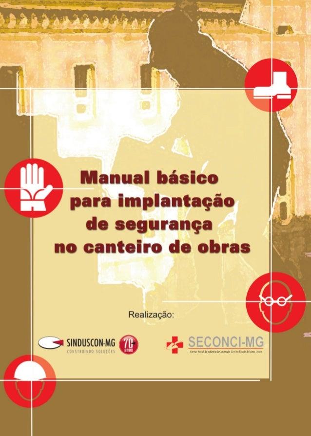 Serviço Social da Indústria da Construção Civil no Estado de Minas Gerais