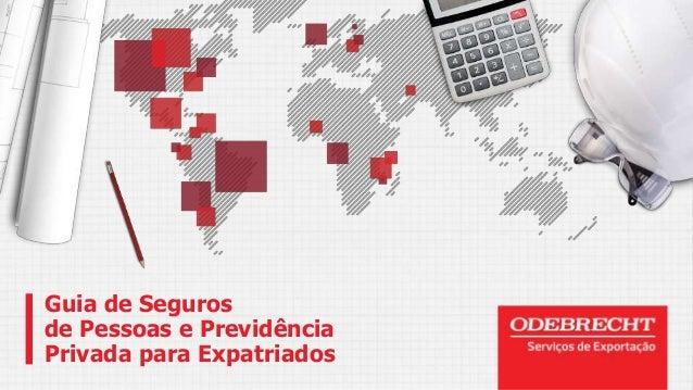 Guia de Seguros de Pessoas e Previdência Privada para Expatriados