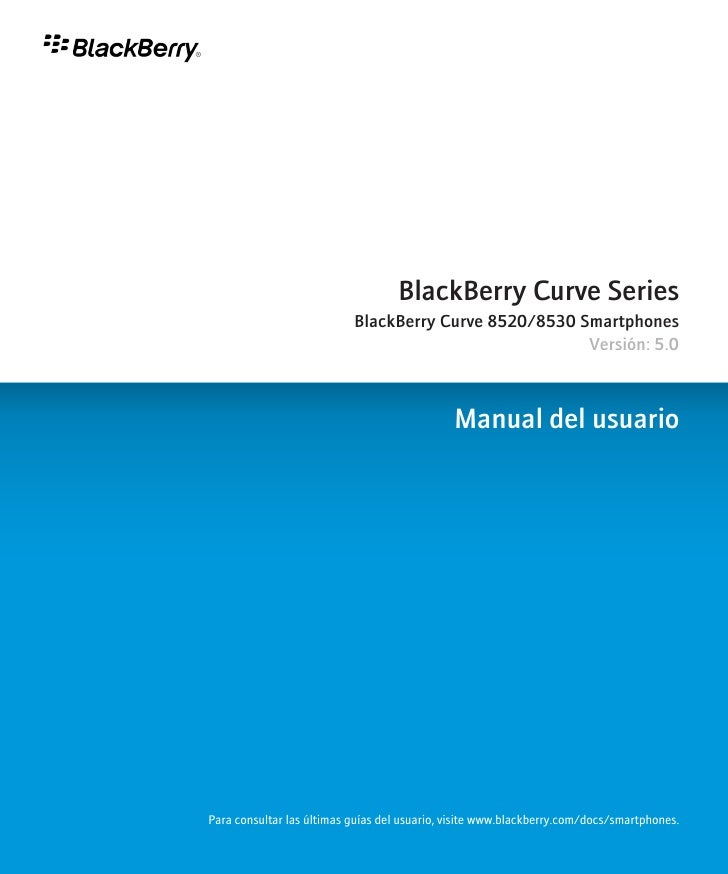 BlackBerry Curve Series                           BlackBerry Curve 8520/8530 Smartphones                                  ...