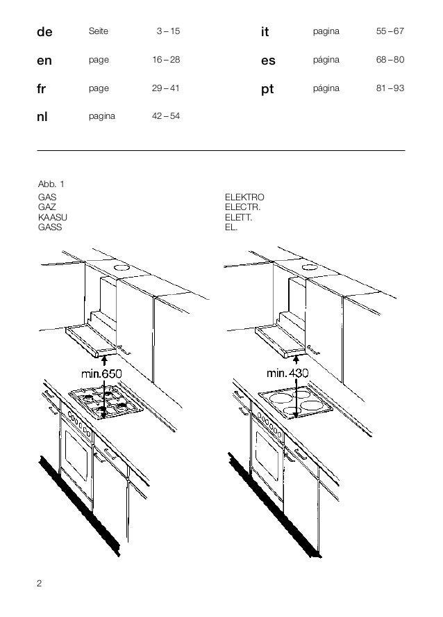 Bosch Dhi 655 F Manual