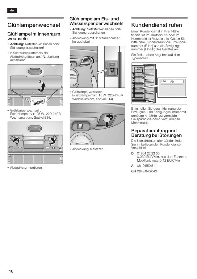 manual bosch frigor fico americano inoxidable kan58 a45. Black Bedroom Furniture Sets. Home Design Ideas