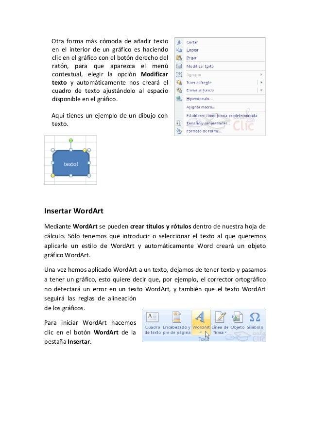 Manual de uso básico - Microsoft Excel 2007