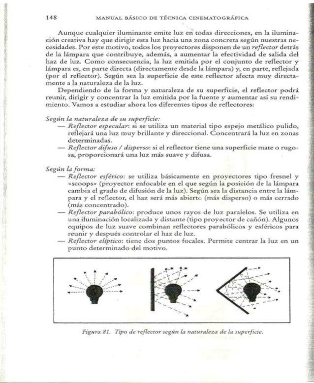 Manual B U00e1sico De T U00e9cnica Cinematogr U00e1fica Y Direcci U00f3n De Fotograf U00eda