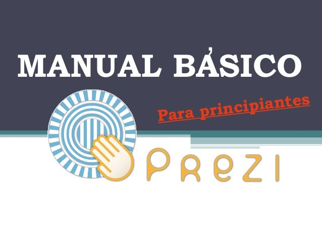 ,MANUAL BASICO           princi piantes      Para