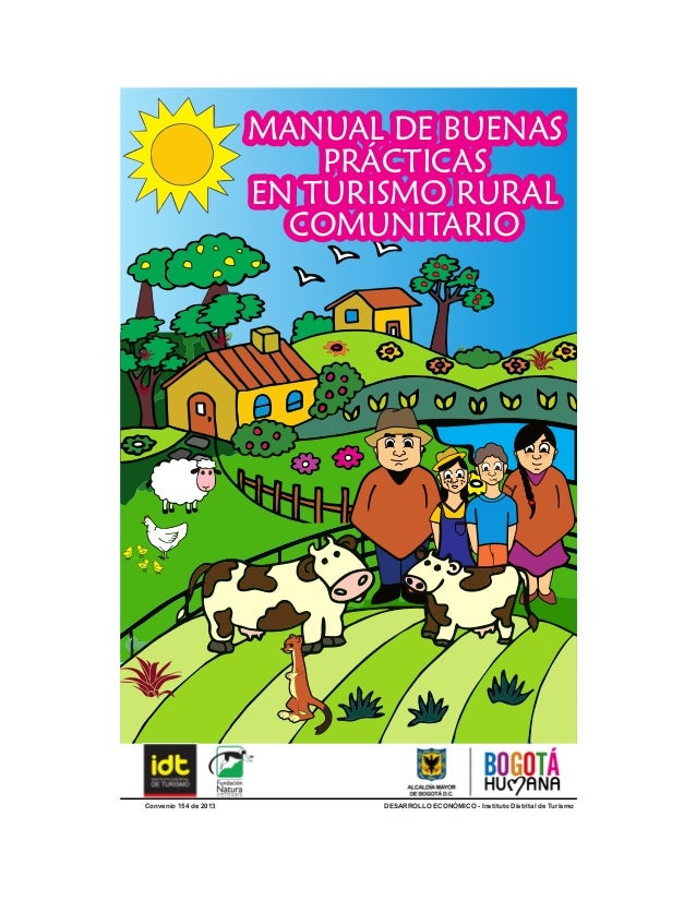 Manual buenas pr cticas turismo rural comunitario for Manual de acuicultura pdf