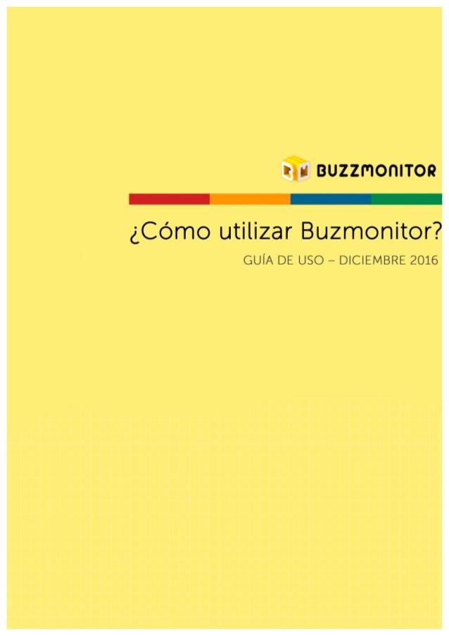 GUIA DE USO | 2  SUMARIO  1 CÓMO CREAR SU CUENTA  2 CÓMO COMENZAR SU MONITORIZACIÓN 2.1 BÚSQUEDA AVANZADA A) Search Te...