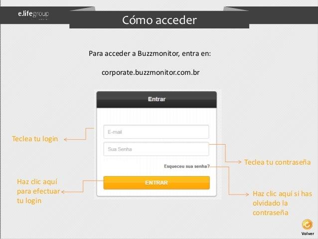 Manual buzzmonitor versión completa en español Slide 3