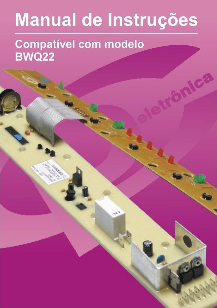Manual bwq22 cp_243