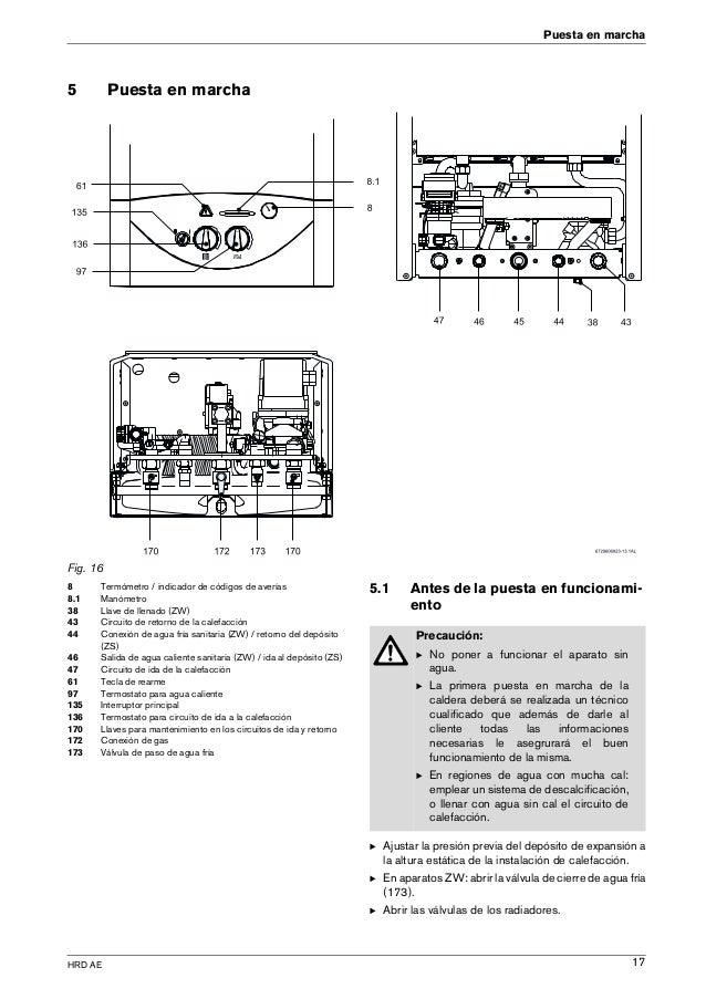 Инструкция юнкерс zw 23