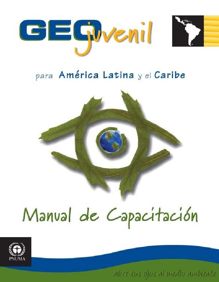 Programa de las Naciones Unidas para el Medio Ambiente     Oficina Regional para América Latina y el Caribe