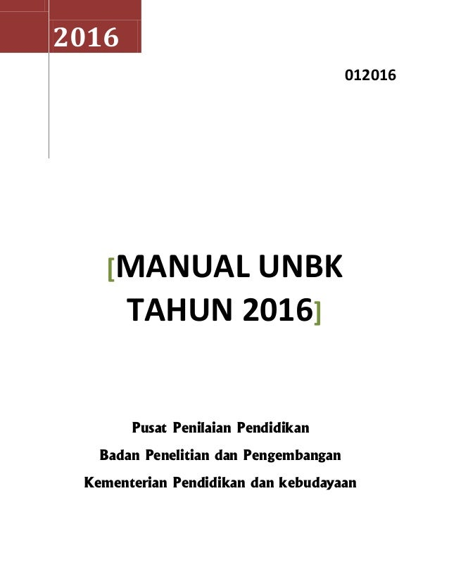 Manual Cbt Un 2016 Kemdikbud 25012016