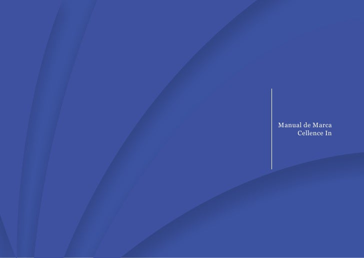 Manual de Marca     Cellence In