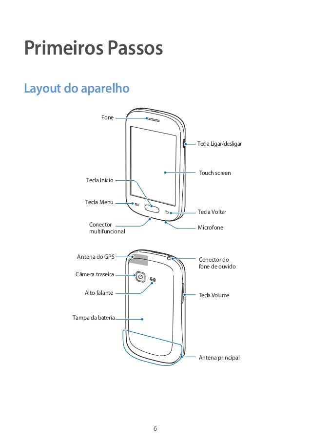 Manual celular gt-s5310 b