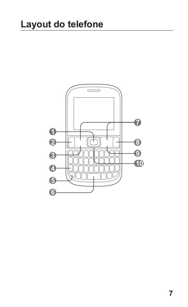Manual celular gt e2262