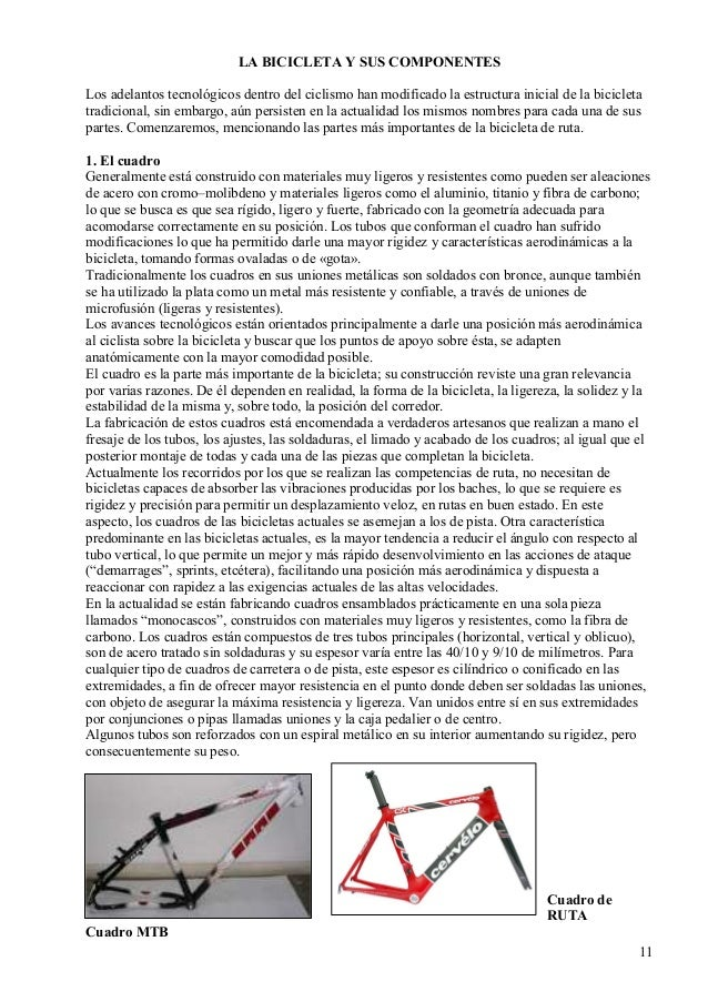 Manual ciclista