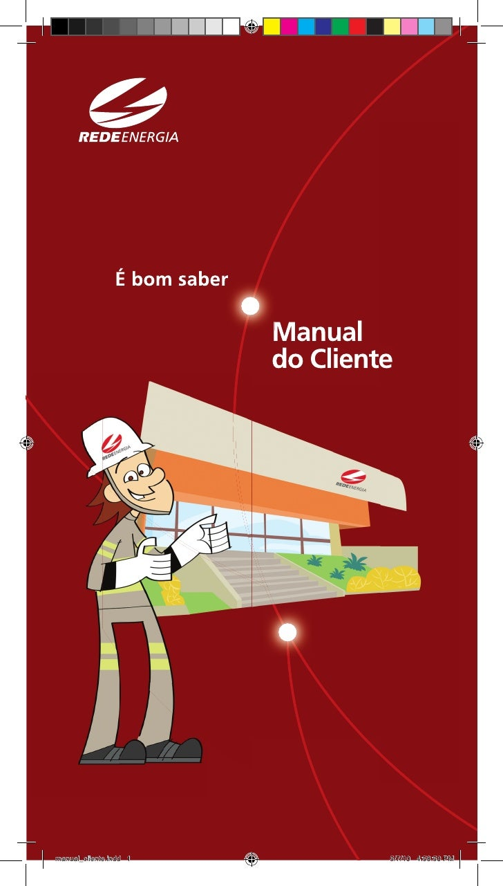 é bom saber                              manual                              do Clientemanual_cliente.indd 1              ...