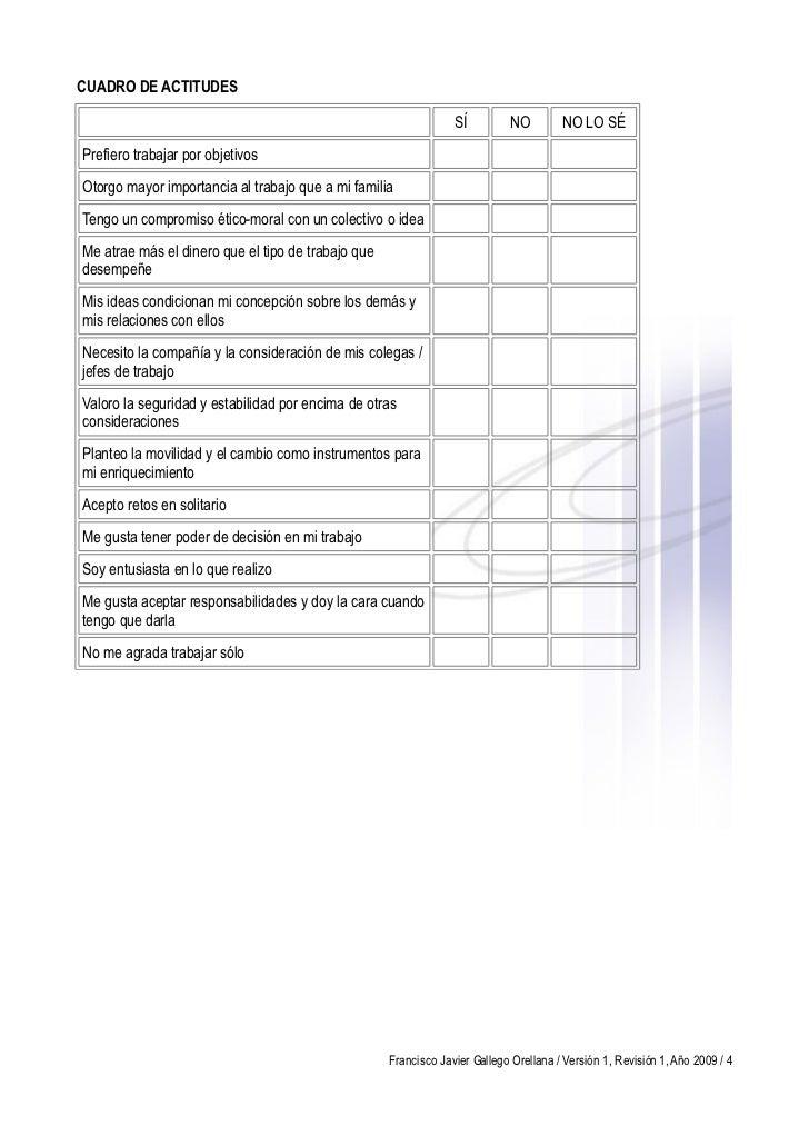 manual como hacer un curriculum vitae exitoso