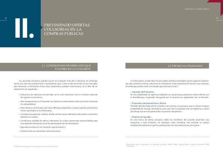 COMPETENCIA Y COMPRAS PÚBLICAS     II.22                                                                                  ...