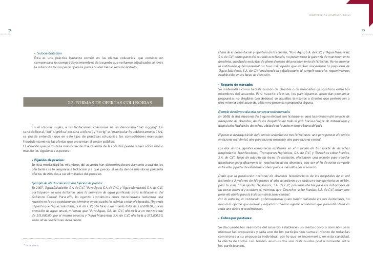 COMPETENCIA Y COMPRAS PÚBLICAS24                                                                                          ...