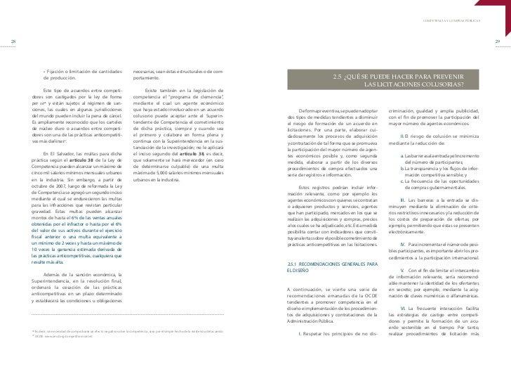 COMPETENCIA Y COMPRAS PÚBLICAS28                                                                                          ...